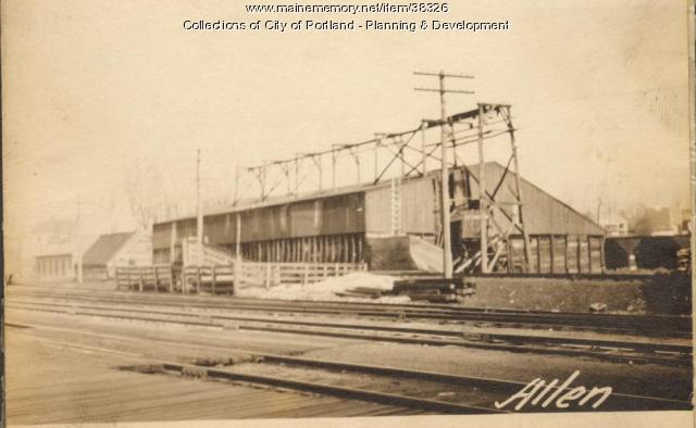 27 Allen Avenue, Portland, 1924