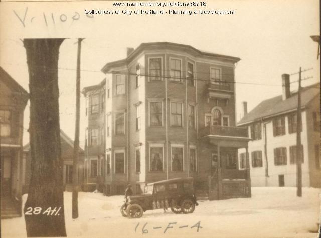 26-28 Atlantic Street, Portland, 1924