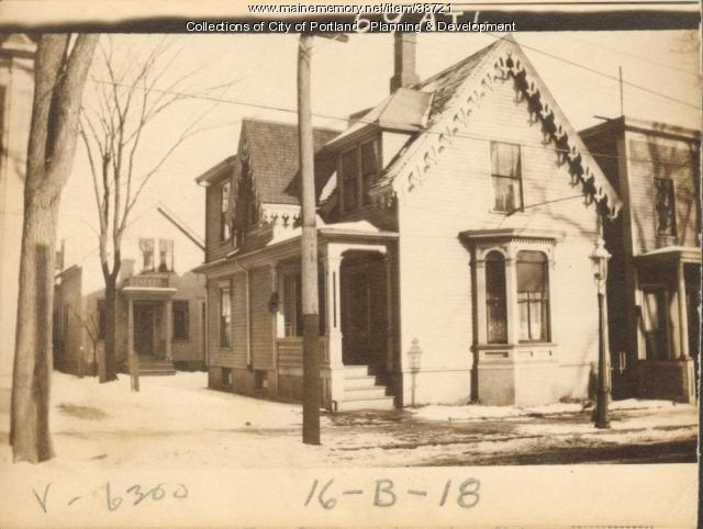 69 Atlantic Street, Portland, 1924