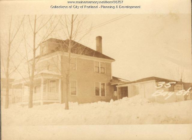 33-35 Bay Street, Portland, 1924