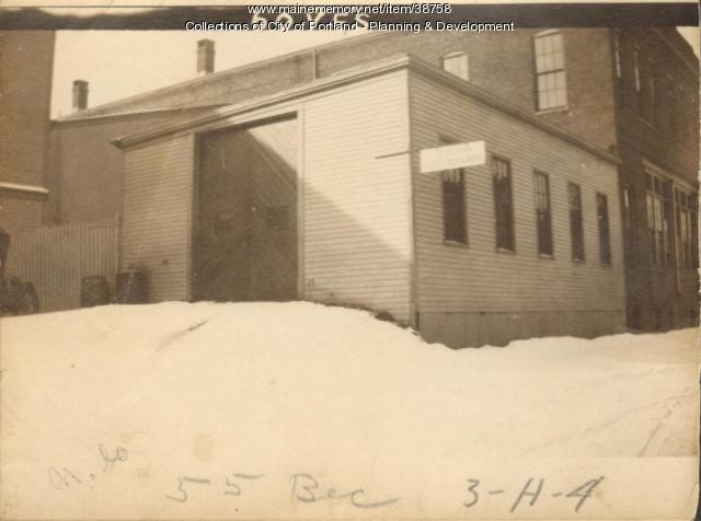 57-67 Beckett Street, Portland, 1924