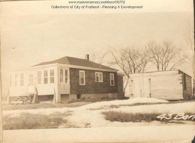 125-127 Bancroft Street, Portland, 1924