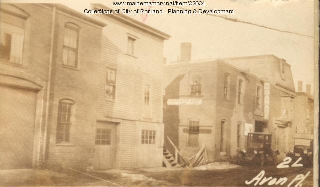 10 Avon Court, Portland, 1924