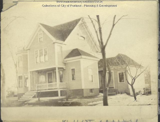 2 Abbott Street, Portland, 1924