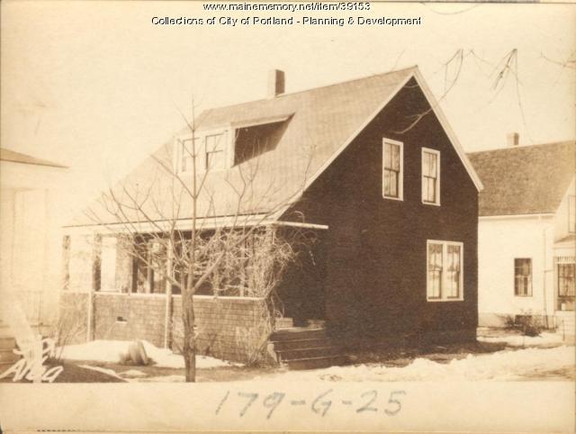 88-90 Alba Street, Portland, 1924
