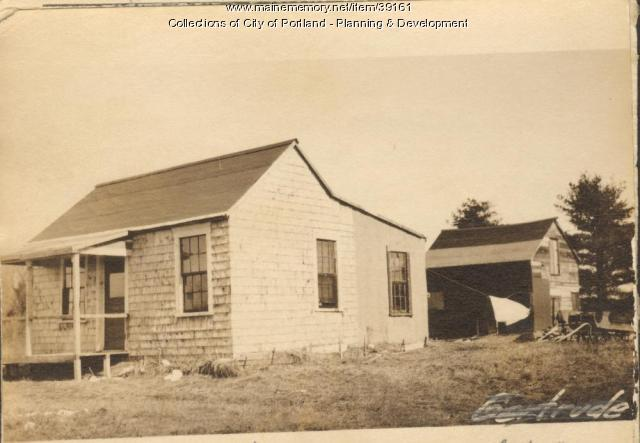 133 Ash Avenue, Portland, 1924