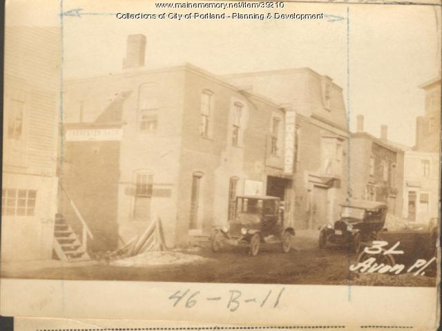 12-16 Avon Court, Portland, 1924