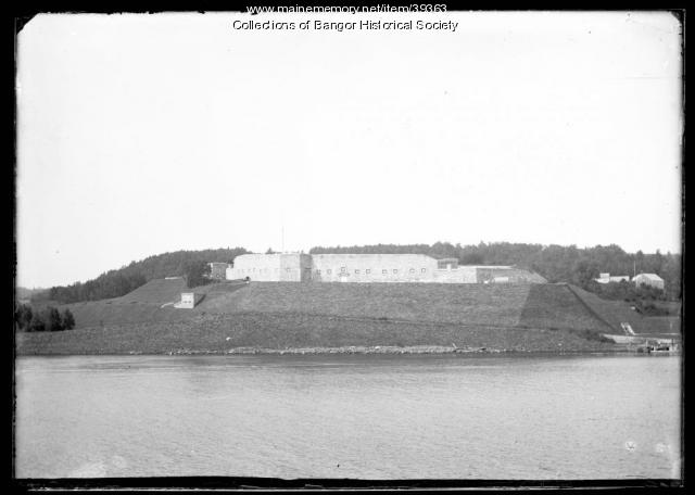 Fort Knox, Prospect, ca. 1895