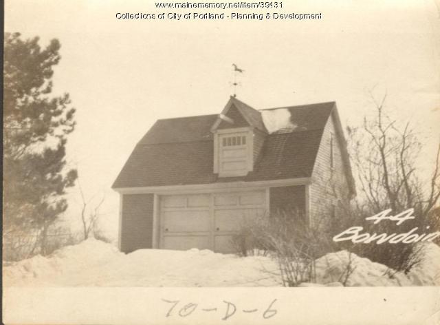 49-50 Bowdoin Street, Portland, 1924