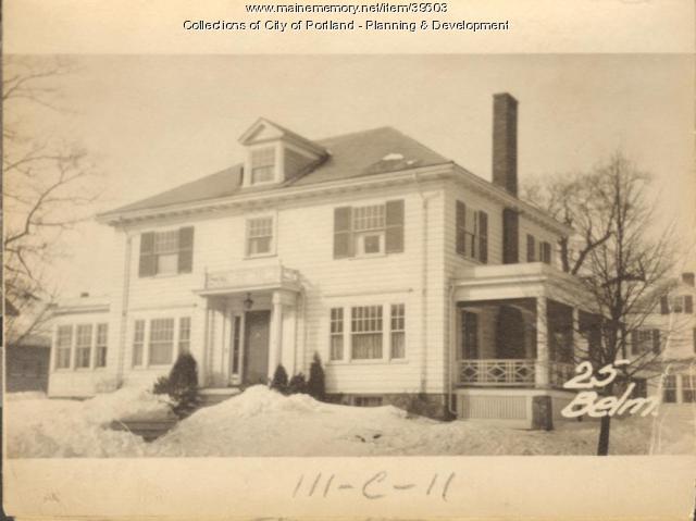 25 Belmeade Road, Portland, 1924