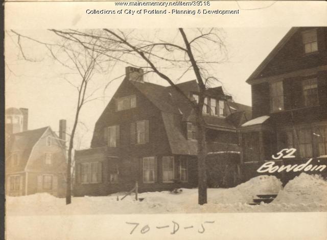 52-56 Bowdoin Street, Portland, 1924