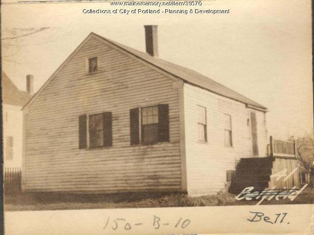 39-41 Bell Street, Portland, 1924