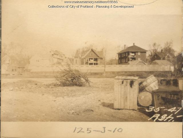 37-47 Ashmont Street, Portland, 1924