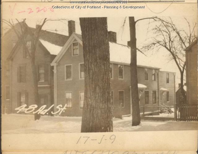 48-50 Adams Street, Portland, 1924