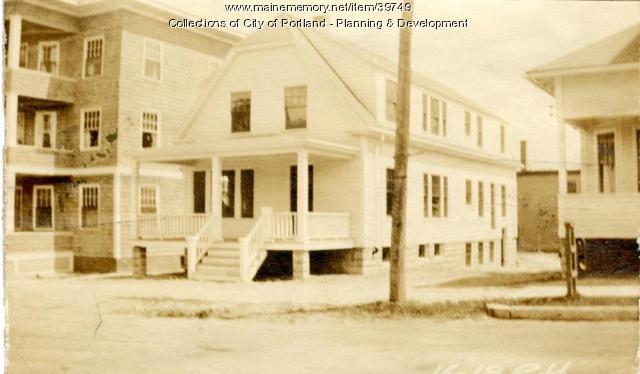 16-18 Pitt Street, Portland, 1924