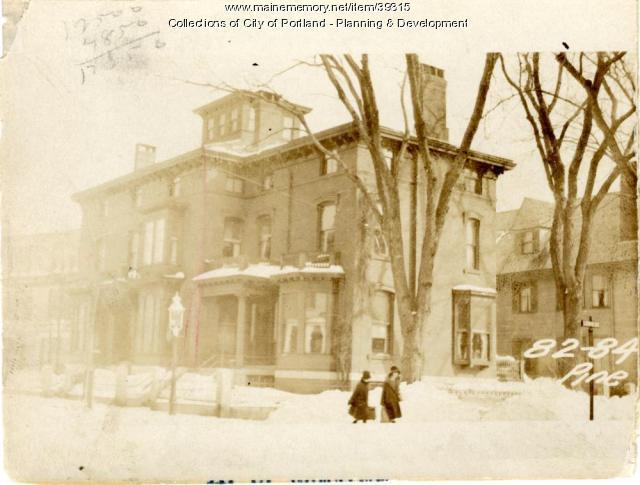 80-84 Pine Street, Portland, 1924