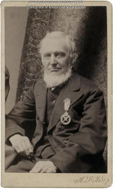 Ira Berry, Portland, ca. 1890