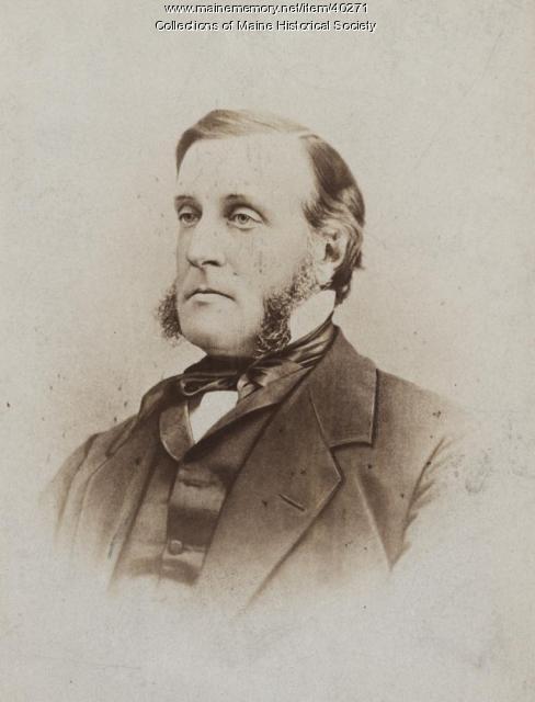 Edward Fox, Portland, ca. 1880