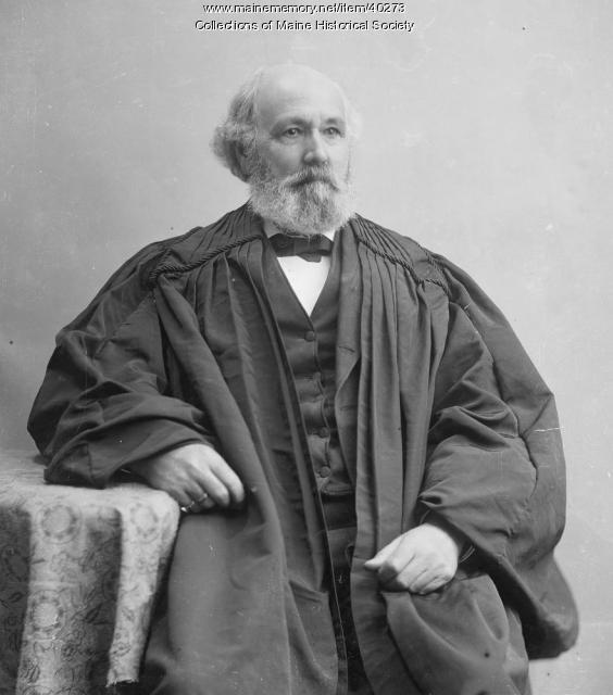 Nathan Webb, Portland, ca. 1900