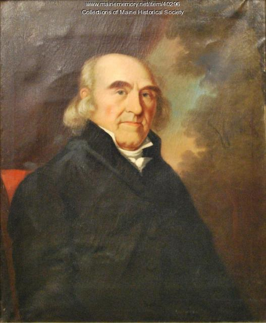 Josiah Little, Massachusetts, ca. 1830
