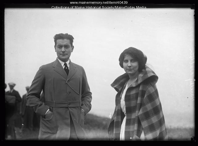 Dorothy Dalton, Portland, 1920