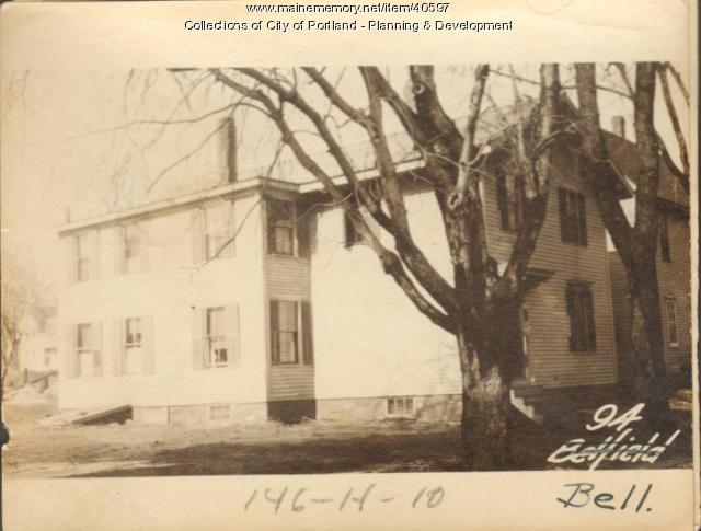 92-94 Bell Street, Portland, 1924