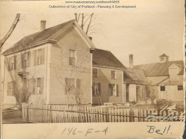 14-22 Bell Street, Portland, 1924