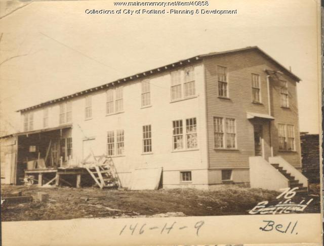 78-90 Bell Street, Portland, 1924