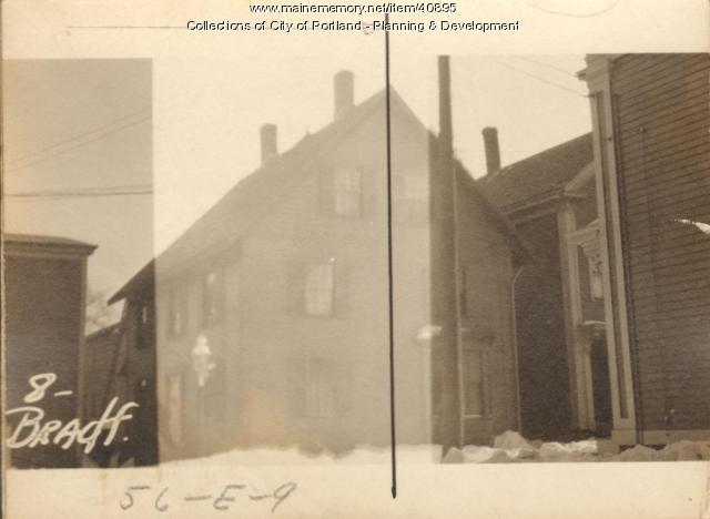 8 Bradford Street, Portland, 1924