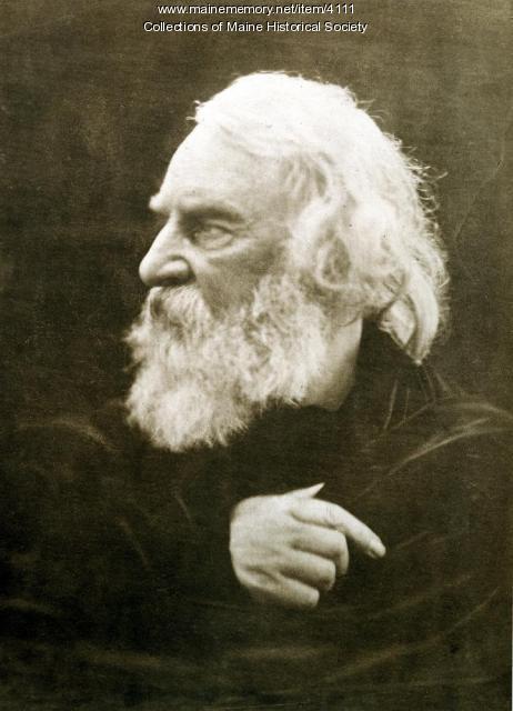 Henry Wadsworth Longfellow, Isle of Wight, 1868