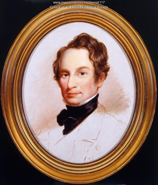 Henry Wadsworth Longfellow, ca. 1843