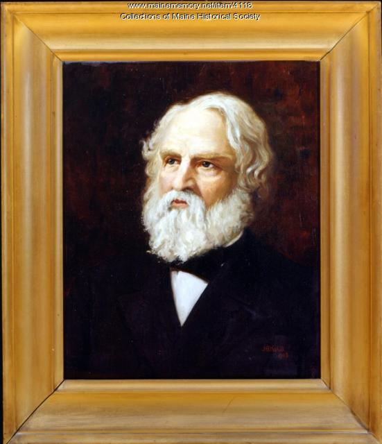 Henry Wadsworth Longfellow, ca. 1903