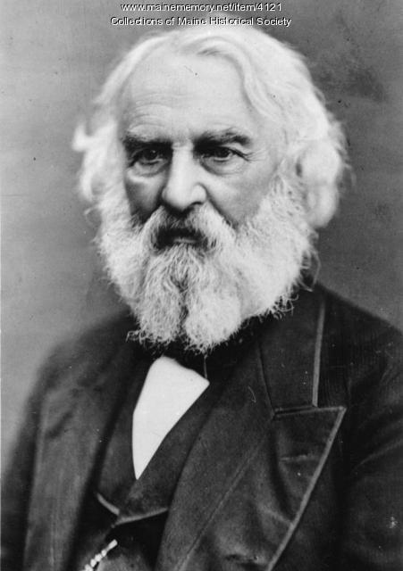 Henry Wadsworth Longfellow, ca. 1878