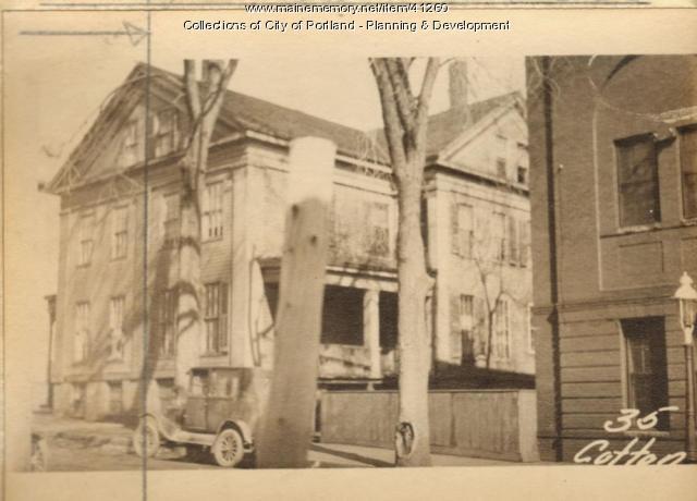39 Cotton Street, Portland, 1924