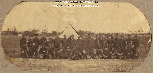 32nd Maine Infantry, ca. 1864