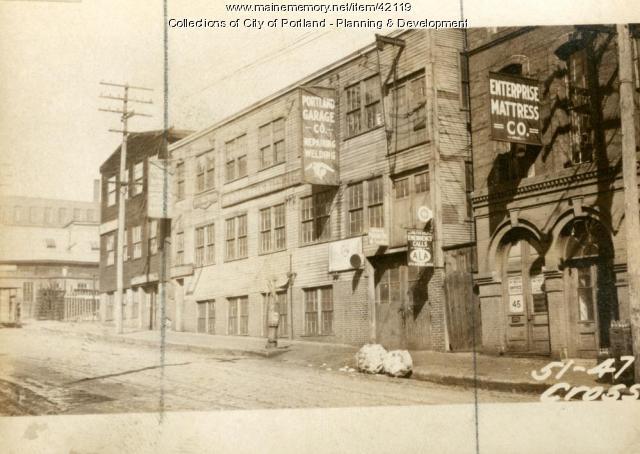 49-51 Cross Street, Portland, 1924