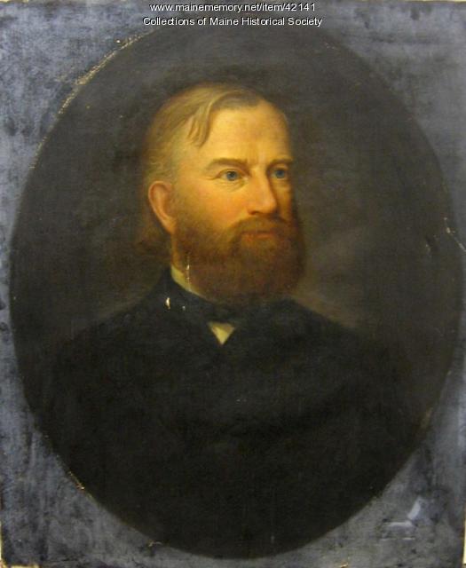 Samuel Longfellow, ca. 1870