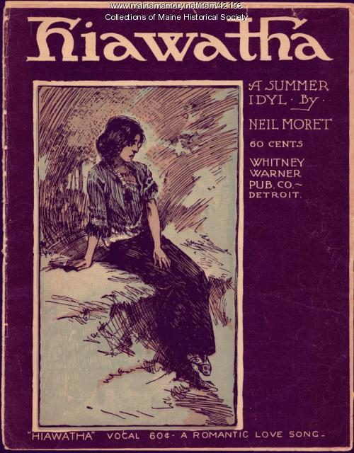 'Hiawatha' score, 1902