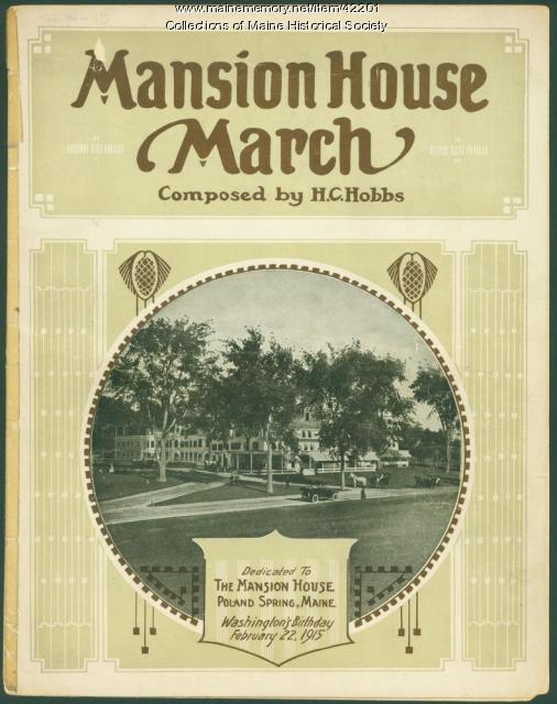 'Mansion House March,' 1915