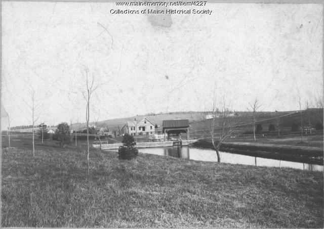 Maine farm country, Ashland, ca. 1900