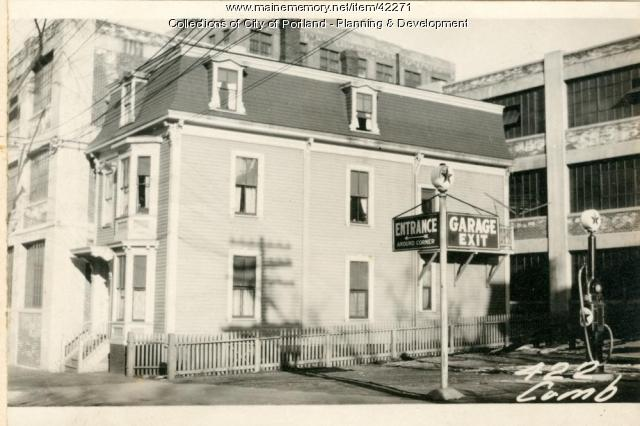 422 Cumberland Avenue, Portland, 1924