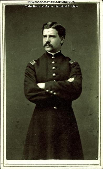 Unidentified Civil War soldier
