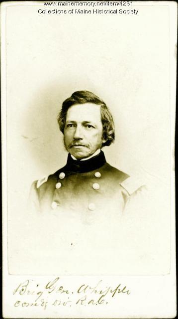 Brig. Gen. Amiel Whipple
