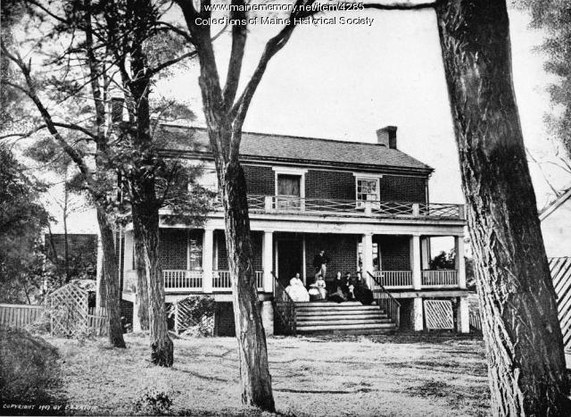 McLean House at Appomattox