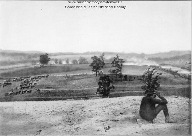 Battlefield of the United States Civil War, 1861-1865