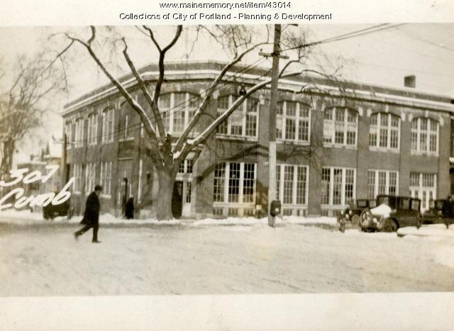 303-309 Cumberland Avenue, Portland, 1924