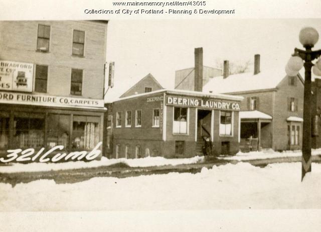 321 Cumberland Avenue, Portland, 1924