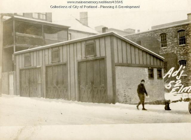 311 Cumberland Avenue, Portland, 1924