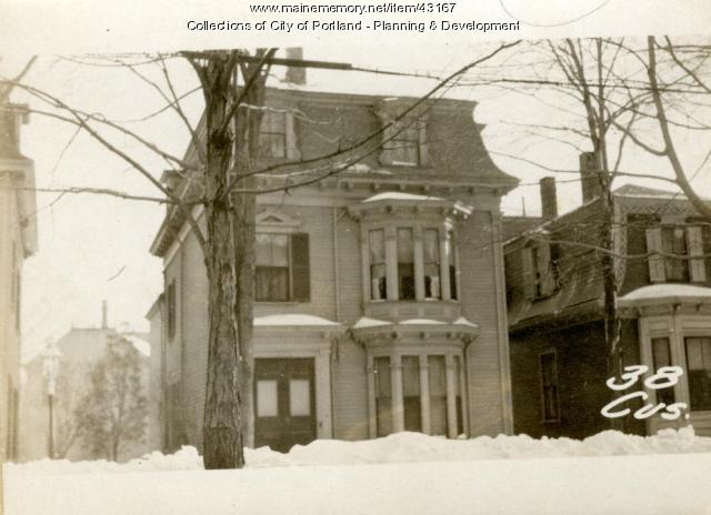 38-40 Cushman Street, Portland, 1924