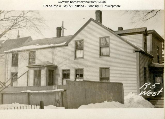 12-16 Cushman Court, Portland, 1924